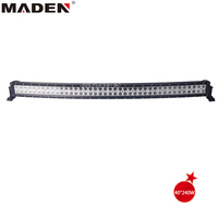 Curved LED Light Bar 40 inch 240 Watt Cars Accessories Work Light General-purpose Work Light 4WD Offroad Tractor MD-8207C-240