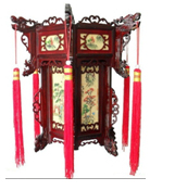 Chinese Antique furniture palace lantern