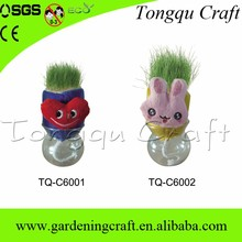 Factory Direct Sale China Eco Friendly Grass Doll Craft For Promotional Gifts