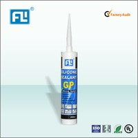 FL high quality anti-mildew silicone sealant 300ml building tall buildings