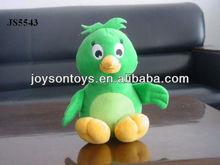 animal shaped stuffed plush bird toy