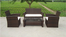 4 people wicker furniture
