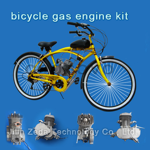 2 Cycle 80cc Gas Bike Engine Kit Buy Bike Gas Engine