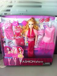 High Quality Lovely Barbie Doll Beauty Barbie Doll New Design 11.5 Inch Mermaid Barbie Fashion Doll