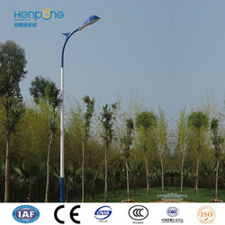 steel Lamp Post , Light Pole , Street / Outdoor lighting Post