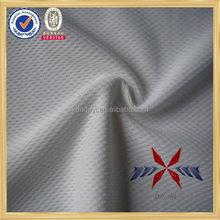 2012 design quick dry&UV CUT sport knit birds eye fabric