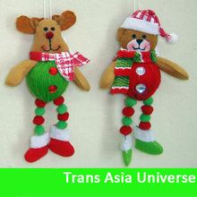 Cheap popular animal christmas decorations