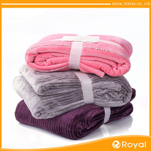 China manufacturer European style Low price Pure sheep wool blanket