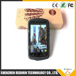 Waterproof Rugged Smartphone 5 Inch Quad Core IP68 Smartphone