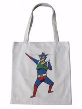 2015 canvas printed school bags,shopping bag