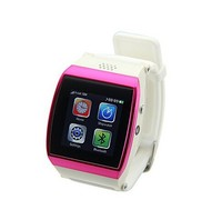 Guangdong Cell Phone Dealers Cheap Touch Screen Watch Mobile Phone SC-U8 Pro