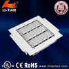 Aluminum led heat sink 120w gas station led canopy lights dlc, gas station canopy led lights