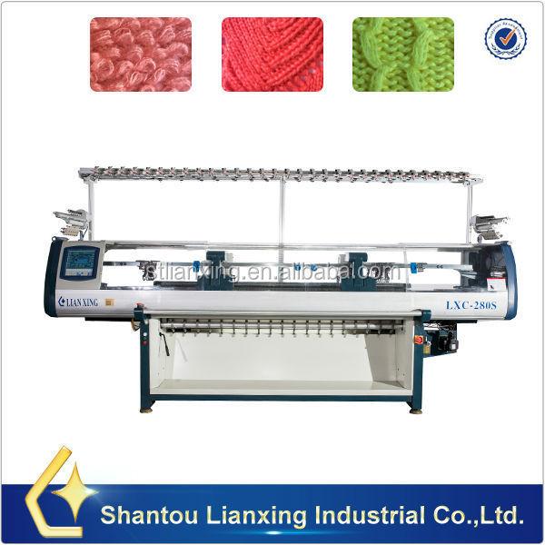 knitting machine sweater