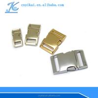 wholesale 5/8'' side release buckle metal paracord bracelet buckle