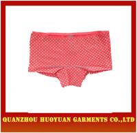 Hot Cartoon Cute Pattern Kids Boxer Underwear Little Girls Underwear Models Girls Sexy