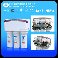 6 stage drinking water purifying tablets with UV and cover