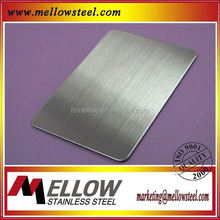 Mellow Champagne Mirror Stainless Steel Hl Pvd Sheet 304