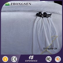 Trade Assurance product pure jacquard silky bed sets