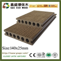 Chinese WPC Decking Board With Japan Quality