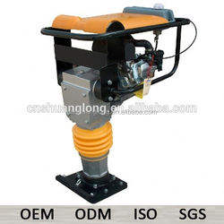 warranty 1 year 83Kg 12KN sale price honda tamper rammer from Shuanglong Machinery