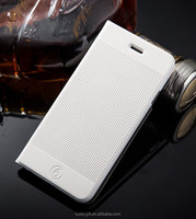 New arrival! For iPhone 6 / 6 plus filp leather cell phone case, filp stand phone case