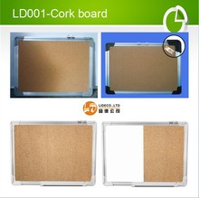 cork soft board for pin used
