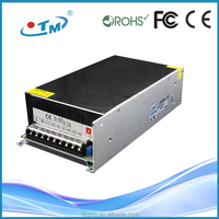 600w 800W 1000w Output DC12V 24V 48V ac dc power supply 400hz frequency converter
