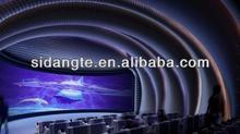Hydralic dynamic 5D Cinema 5D Cinema Equipment free installation