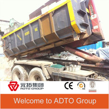 OEM welcome 4x4 mini dump truck