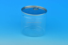 plastic can with lid multi-function plastic