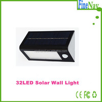 Power Saving LED Light Solar Motion Sensor Function Light