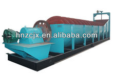 New type gold Spiral Classifier with good quality has been sold to many countries
