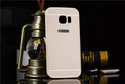 new products for samsung s6 case aluminum metal cover cases