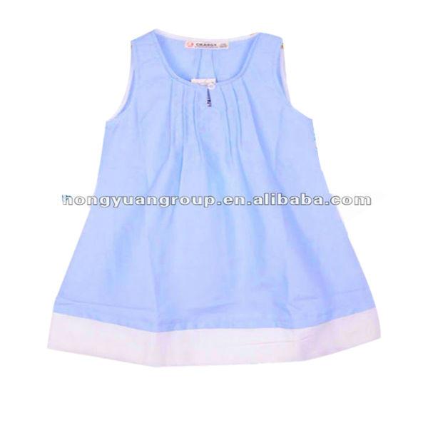 verano caliente vestidos de niña 2013