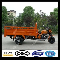 SBDM Motorcycle China 3 Wheel Cargo Motor Tricycle