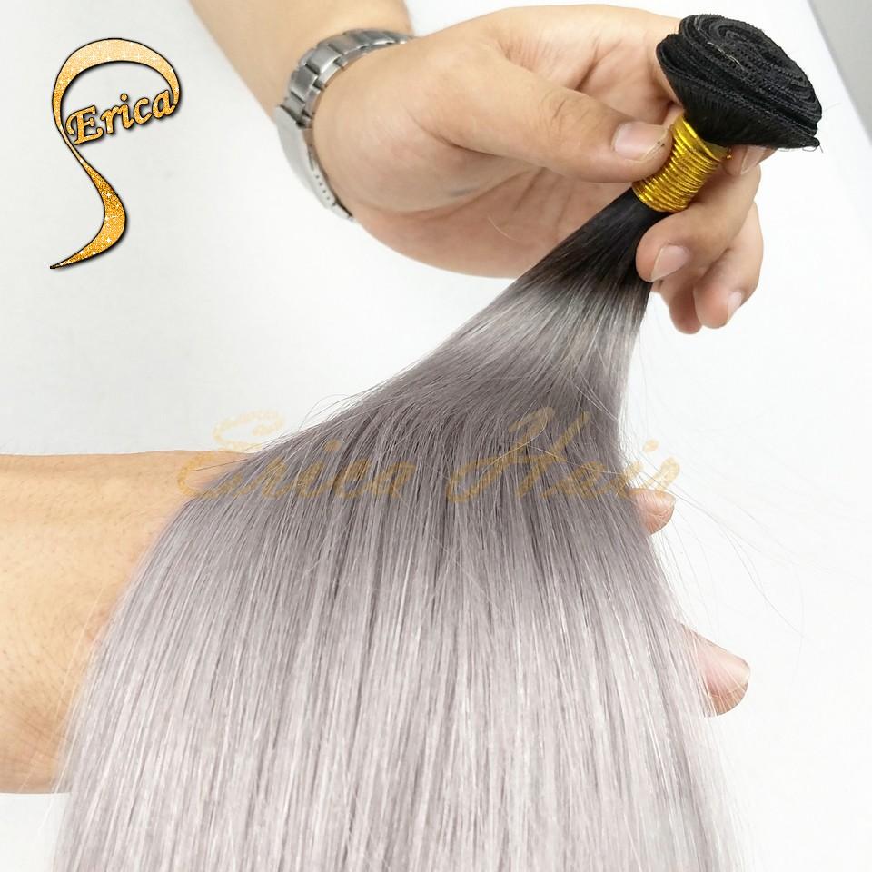 ombre black platinum hair weaving (5).jpg