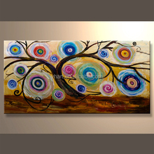 Wholesale Popular Handmade Canvas Oil Painting by Professional Artist