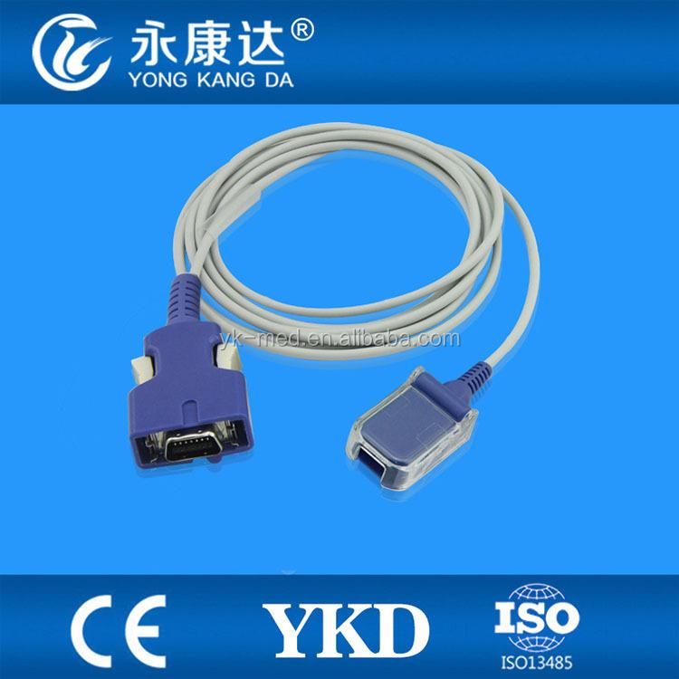 Nellcor, doc-10, para N550 ; n-595, Spo2 Sensor Extension Cable 14 ...