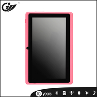 "A7 quad core a33 motherboard 7"" tablet pc"