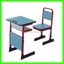 Single Seat Adjustable School Desks For Kids SZ-8001