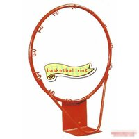 competitive and fixed ordinary basketball ring