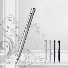 hot sale promotion black metal pen