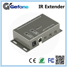 IR Infrared Remote Control Extender Emitter Kit - Hiddern IR Control System for Home Theater