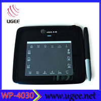 "UGEE hot selling WP4030 1024levels 8*6"" pc graphic tablet"