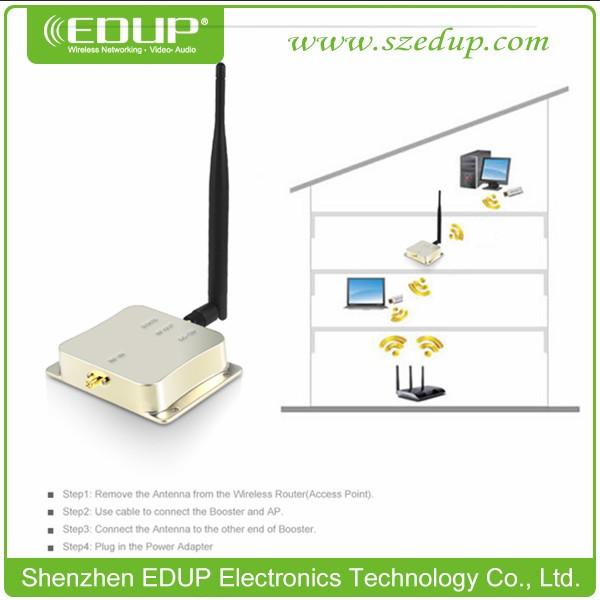 Edup ep-ab003 2.4 GHz 8w ripetitore del segnale wifi con buone prestazioni