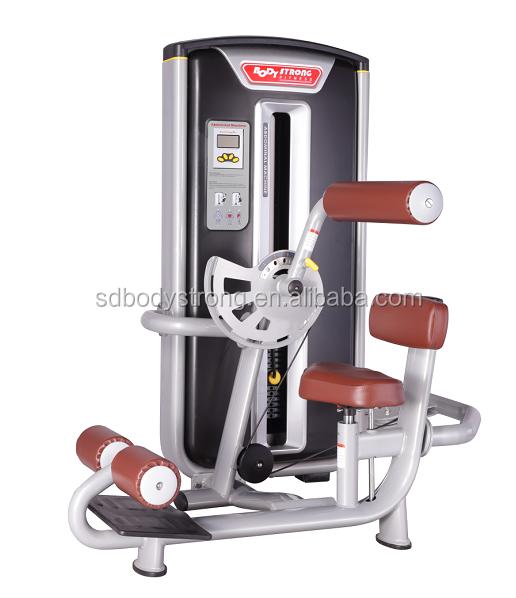 new abdominal machine