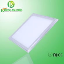 High-end interior LED panel light price 600*600mm 40W with ultra-bright SMD5630LED & Meanwell driver