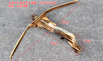 how to make a wooden crossbow