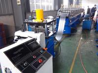 Metal Sheet Storage Rack Roll Forming Machine