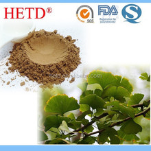 Ginkgo biloba leaf extract with Ginkgolic acid NMT5ppm
